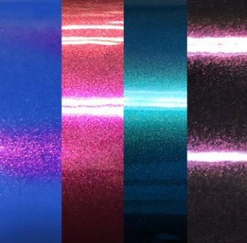 Colour Shift Wraps