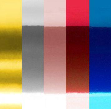 Chrome Vinyl Wraps