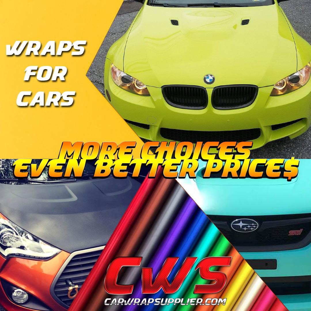 vehicle vinyl wraps